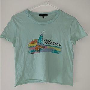 Miami Crop Top